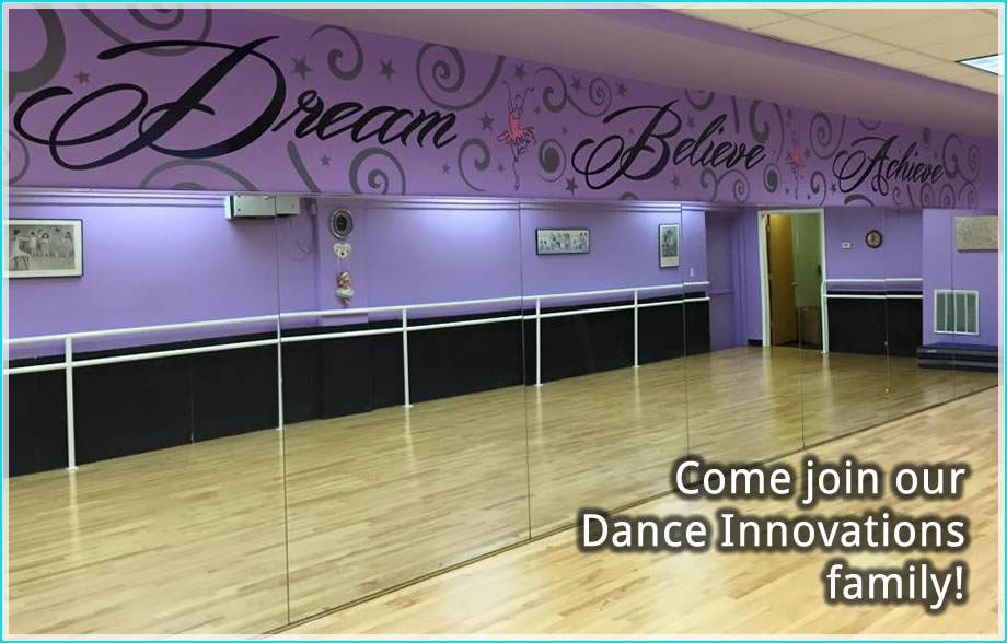 Dance studio in Oceanside, NY - Dance Innovations
